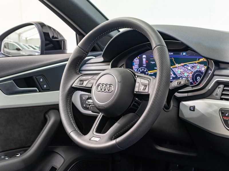 Audi A4 Avant 45 TFSI quattro S edition | 2x S-Line | Panoramadak | B&O Premium Audio | Head-Up Display | Trekhaak | Optiek Zwart | afbeelding 15