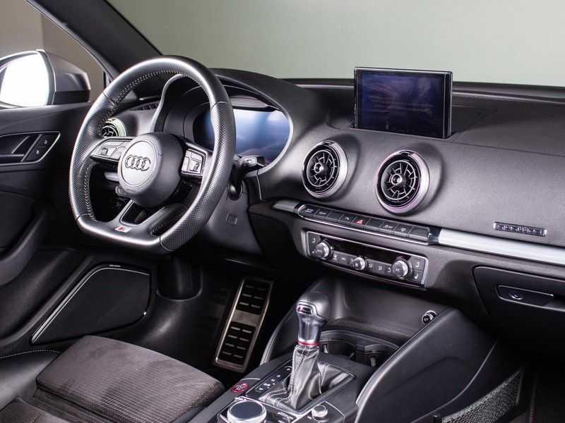 Audi A3 Cabriolet 2.0 TFSI S3 quattro Pro Line Plus   B&O Sound   Massagestoelen   LED   Virtual cockpit   Nekverwarming   afbeelding 24