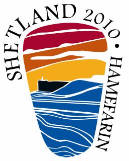 Shetland Hamefarin Logo