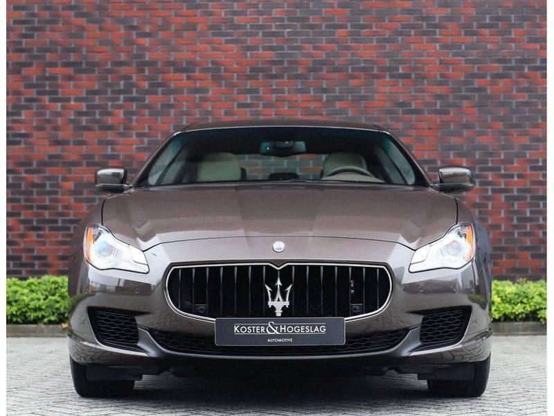 Maserati Quattroporte 3.0 S Q4 *BTW*Schuifdak*Camera*1e eig* afbeelding 16