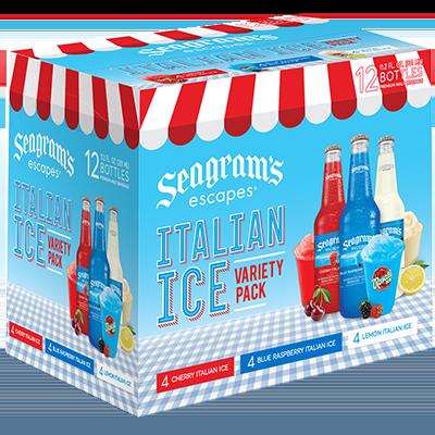 Italian Ice Variety Pack