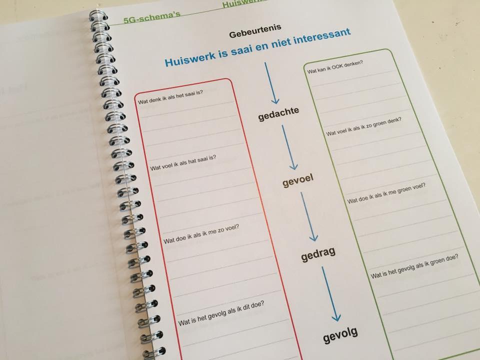 pagina werkboek plannen en uitvoeren