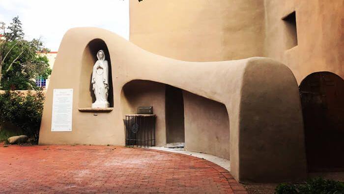 Rosario Chapel Garden