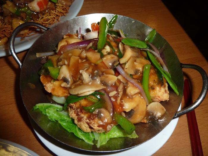 Veggie Pipa Tofu
