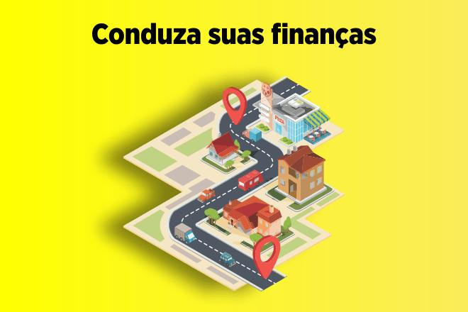 Conduzir suas finanças