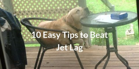 Long commutes, delays, overlays, and diverse time zones can wreak havoc on the body's natural rhythms and increase the lethargy, grogginess. Beat Jet Lag.