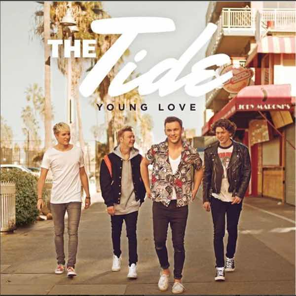 album art for Young Love by The Tide