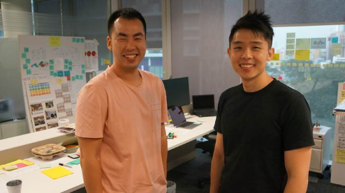 Philip and Edison from GovTech