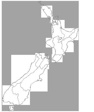 New Plymouth, Taranaki map image