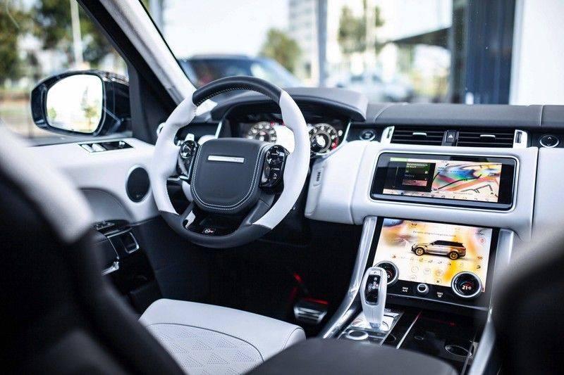 Land Rover Range Rover Sport P575 SVR *Pano / Meridian / Standkachel / HUD / ACC / Pixel-LED* afbeelding 4