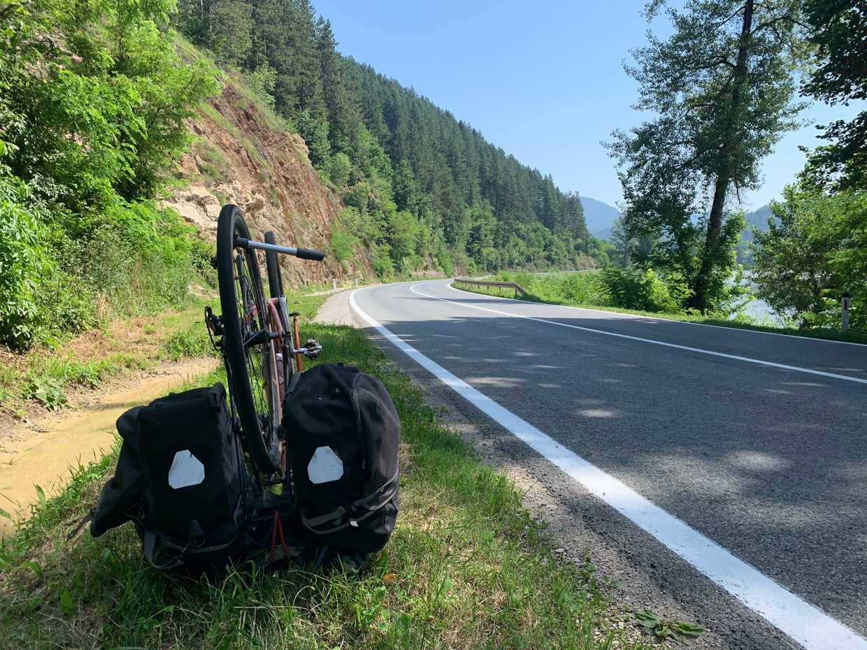 Trials and Tribulations of Touring Tubeless cover image