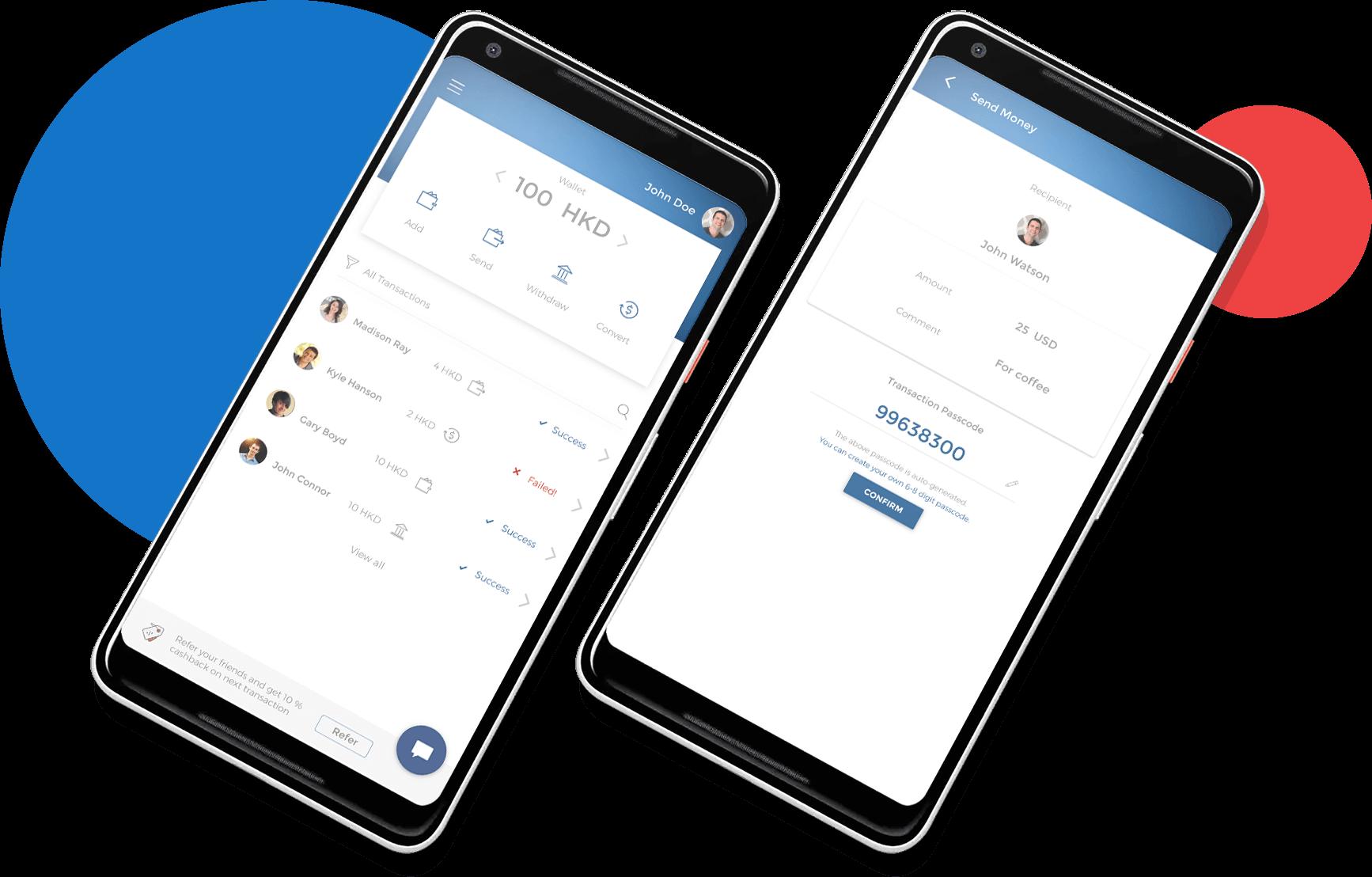 Smart Exchange Screens