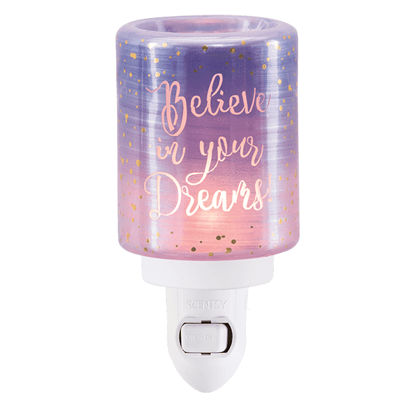 Believe In Your Dreams Mini Warmer