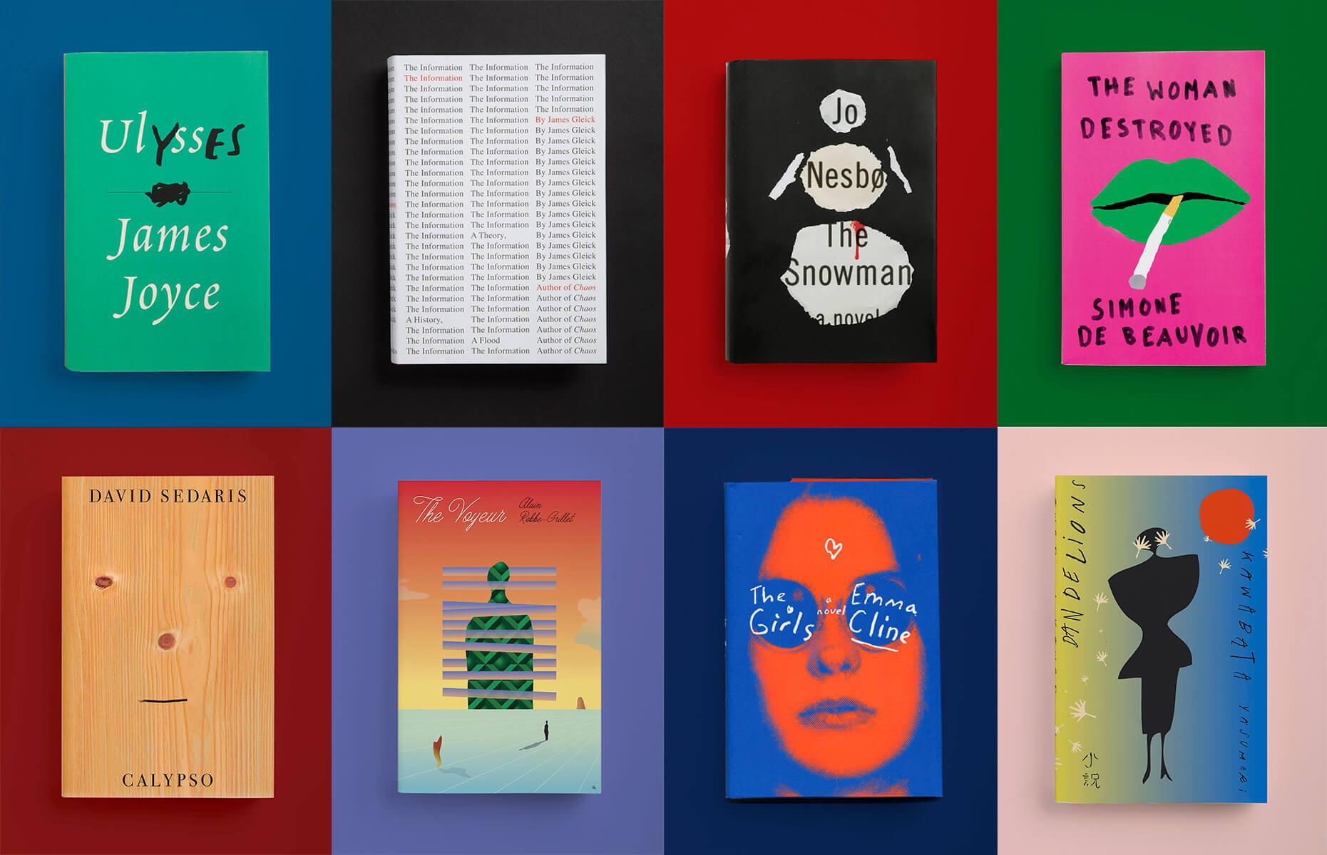Обложки Питера Менделсунда