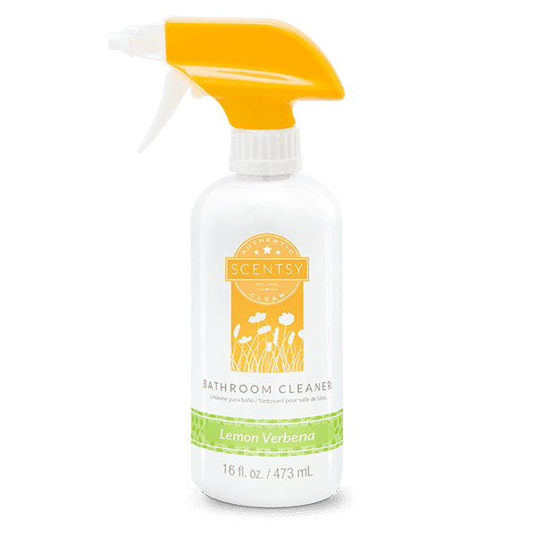 Picture of Lemon Verbena Bathroom Cleaner