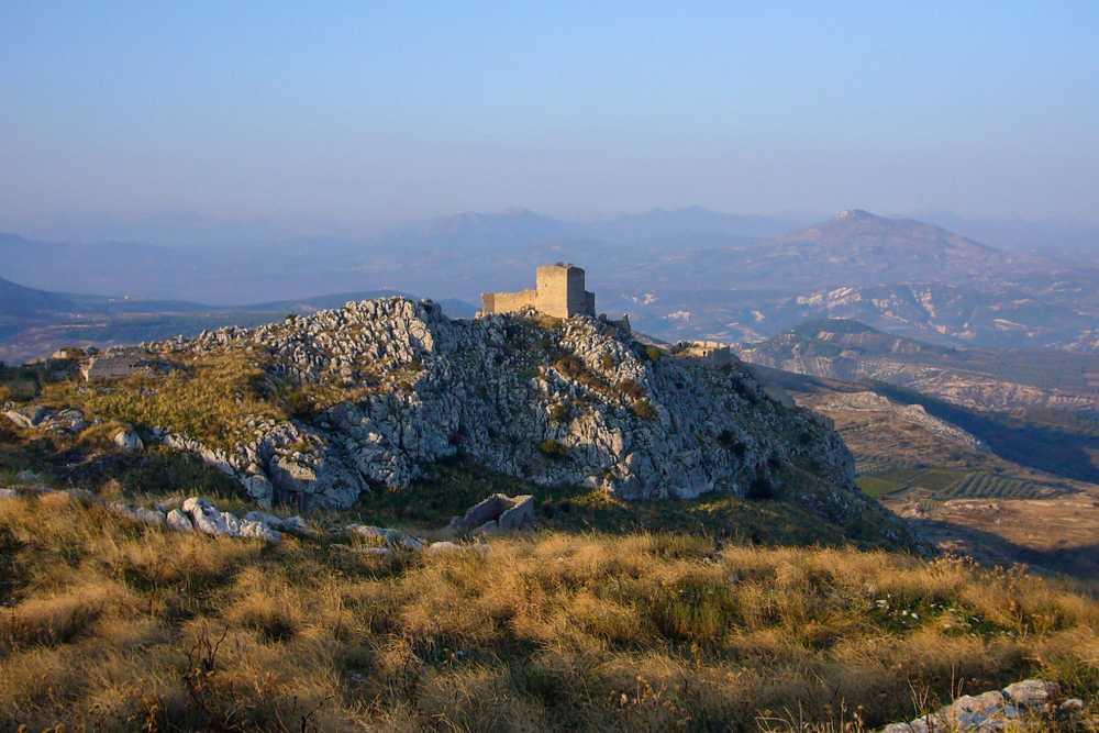 Citadel, Corinth