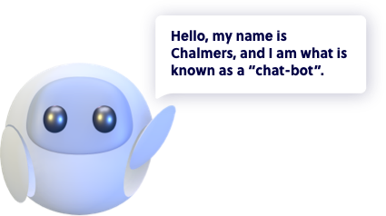 Chalmers chatbot