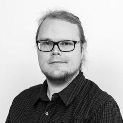 Portrait of Juho Kilpikoski