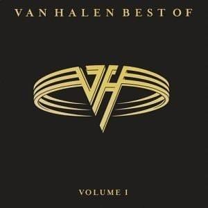Van Halen Best Of: Volume 1 Album Cover