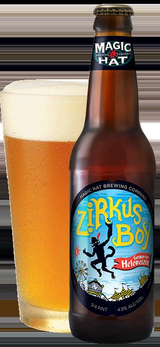 Zirkus Boy Bottle & Pint