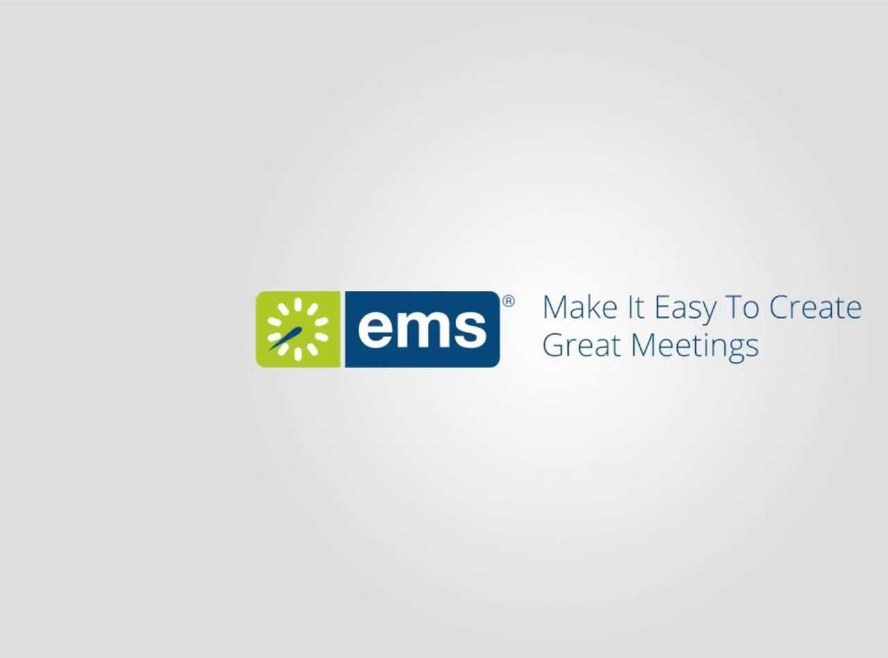 Accruent - Resources - Videos - Make It Easy to Create Great Meetings with EMS Software - Hero