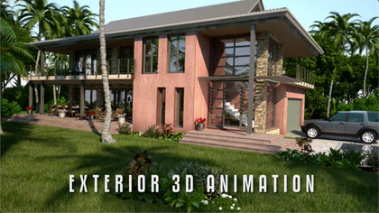 Thumbnail image for Old ArchViz Showreel CE 2009