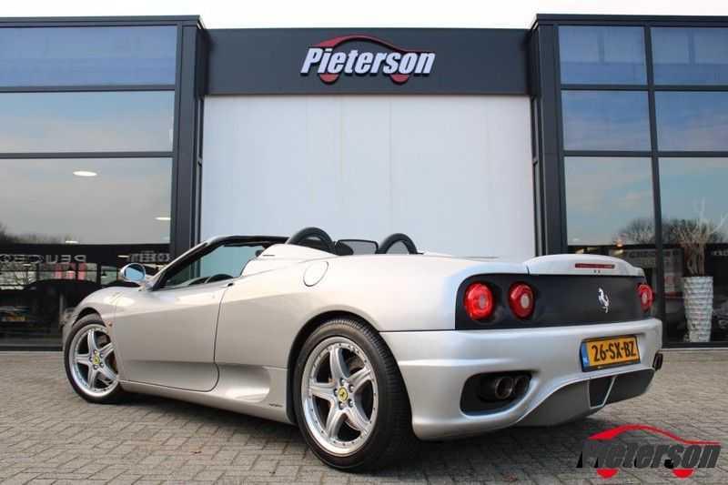 Ferrari 360 3.6 V8 Spider F1 Automaat Leder *Nette staat* afbeelding 8
