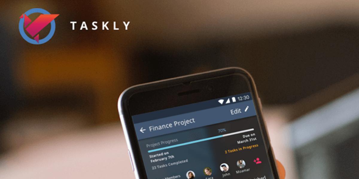 Ryan Yang's Taskly Project