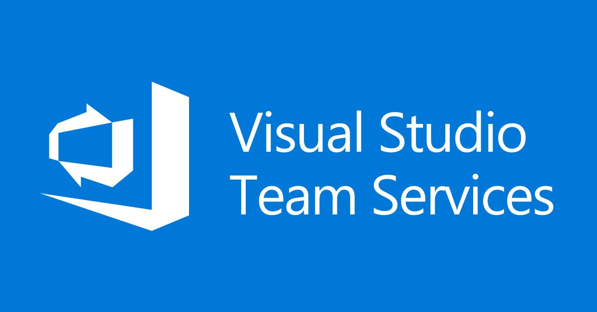 Visual Studio Team Services