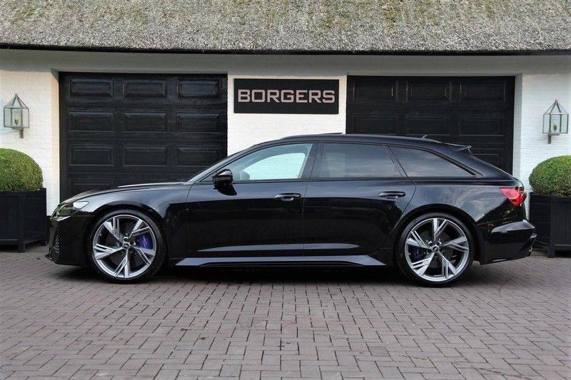 Audi RS6 DYNAMIC.PLUS+B&O.ADVANCED+PANO.DAK+TOPVIEW afbeelding 4