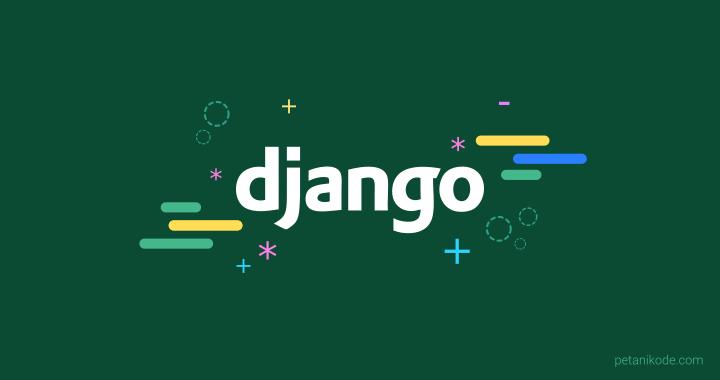 Belajar Django