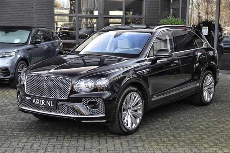 Bentley Bentayga V8 FIRST EDITION MULLINER+22INCH+NAIM+HEADUP afbeelding 10