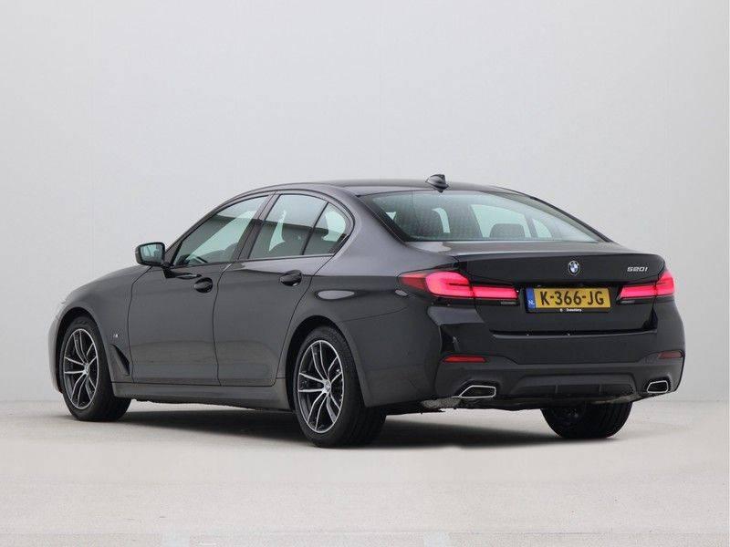 BMW 5 Serie Sedan 520i High Executive M-Sport Automaat afbeelding 11