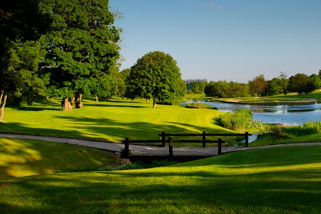 Golf trips to Druids Glen with Chauffeur Me.