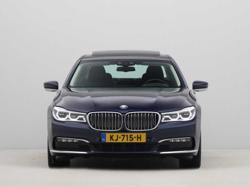 BMW 7 Serie 740Le PHEV High Executive Automaat afbeelding 5