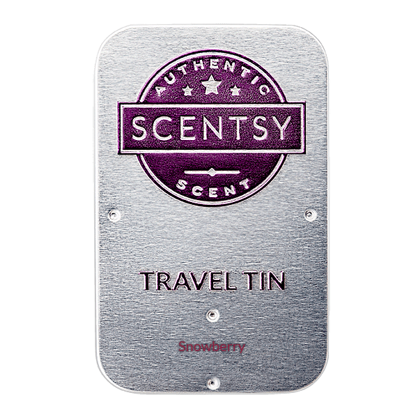 Picture of Snowberry Travel Tin