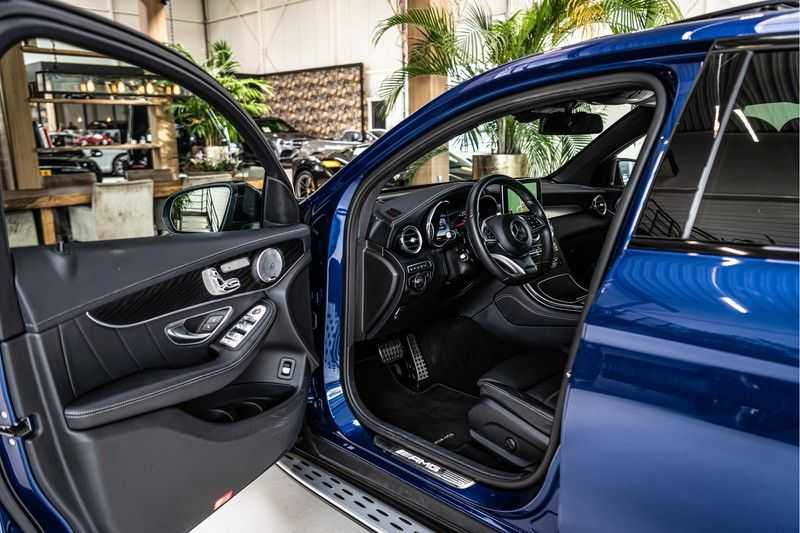 Mercedes-Benz GLC Coupé 43 AMG 4MATIC | Burmester | Memory | Head Up-Display | Stoelverwarming V+A afbeelding 15