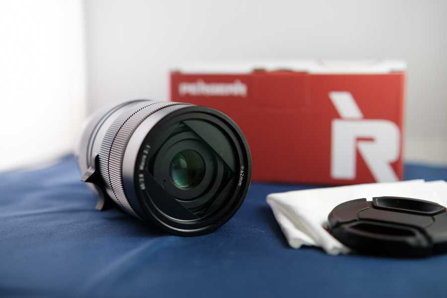 Pergear 60mm f2.8 2:1 macro lens - review