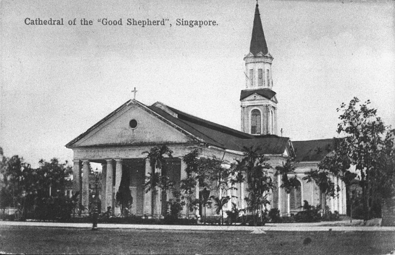 Cathedral of the Good Shepherd, 1900s