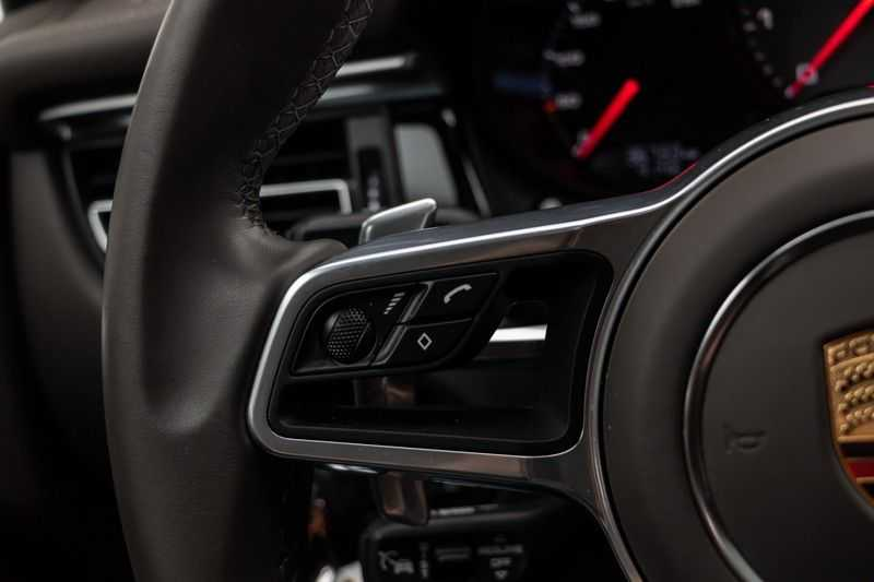 "Porsche Macan 3.0 S 354pk PDK SportDesign Nieuw Model (Krijt) Luchtvering Panoramadak SportChrono ACC Sportleder+Memory Keyless Full-Led Navi/High Privatglass Trekhaak  AppleCarplay 21""Sport Pdc 12/2019 afbeelding 22"