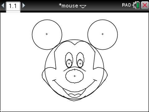 TI-Nspire Mickey Mouse 05