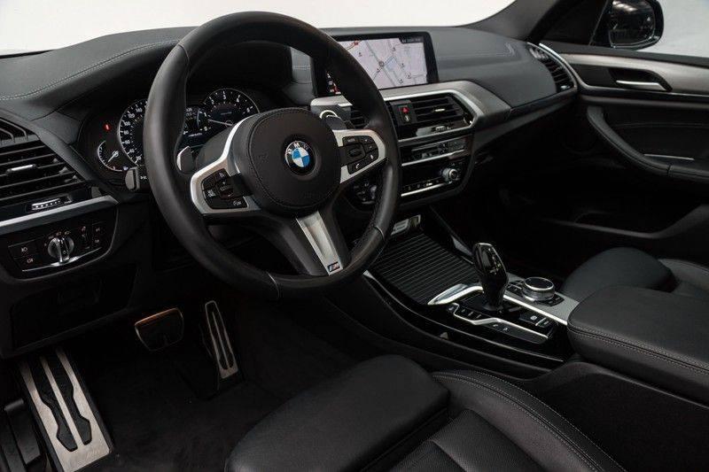 "BMW X3 M40i xDrive 360pk Panoramadak VirtualCockpit ShadowLine Sportleder Hifi AmbientLight 20"" Camera ParkAssist Pdc afbeelding 16"