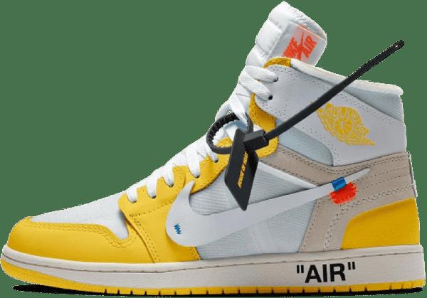 Nike x Off-White Air Jordan 1 High OG
