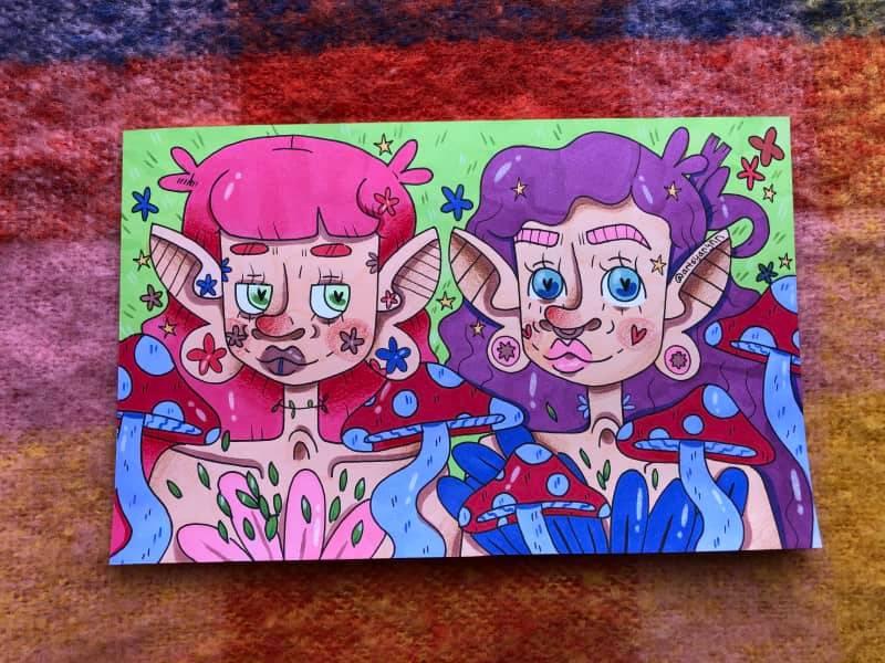 fairy lovers ♡ 6x9