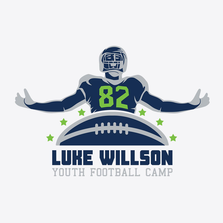 luke willson youth football camp draft