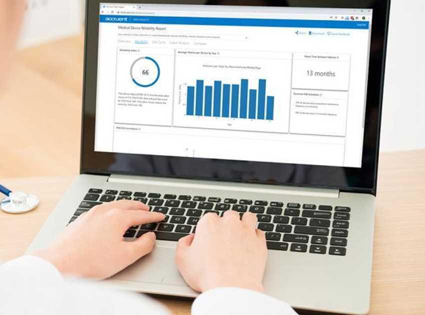 bob官方官网accruent  -bob体育连串过关 资源 - 新闻稿/新闻 -  Accruent Data Insights是第一个解决客观设备可靠性数据到医疗组织的解决方案 - 英雄