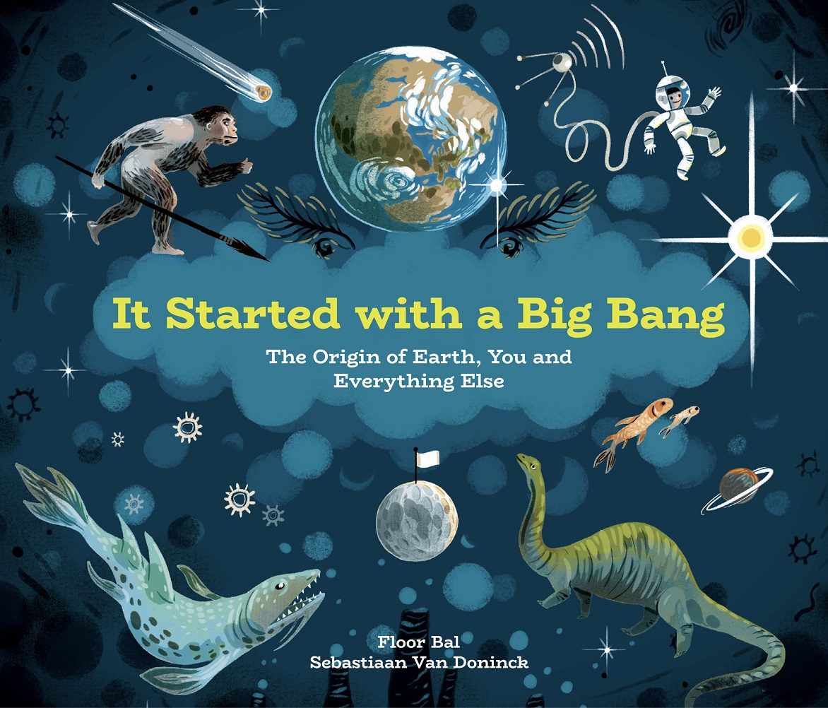 started with a big bang