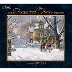 Lang 20121 Treasured Times Calendar
