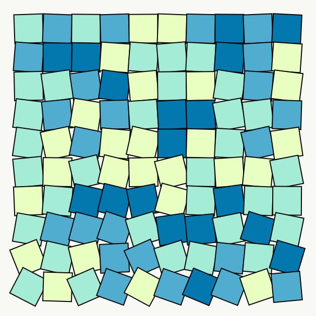 Cubic Disarray