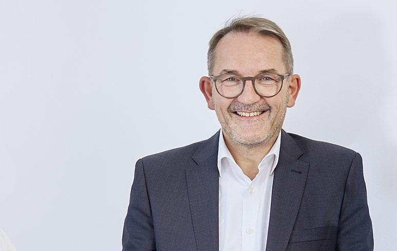 Klaus Nohr, Geschäftsführer und Inhaber von BREUER+NOHR